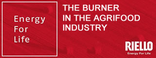 Riello Expo 2015 - Burners in the agrifood industry