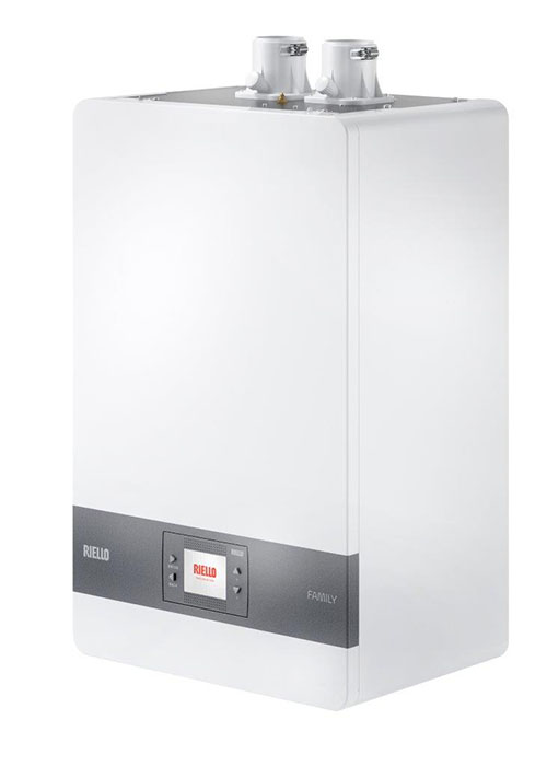 Riello High-Efficiency Wall-Hung Boilers