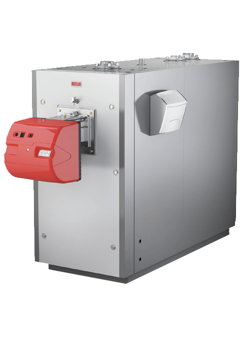 Riello RTC 80 High-efficiency condensing boilers 1000-5500 MBH